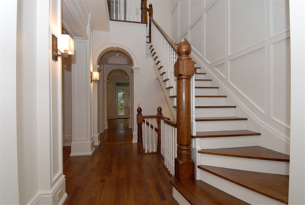 Staircases And Railings Traditional Staircase Toronto By R A Stairs Houzz