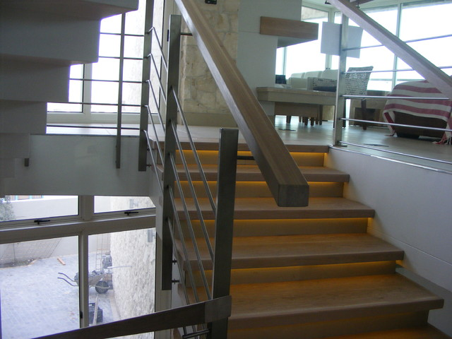 Staircases contemporary-staircase