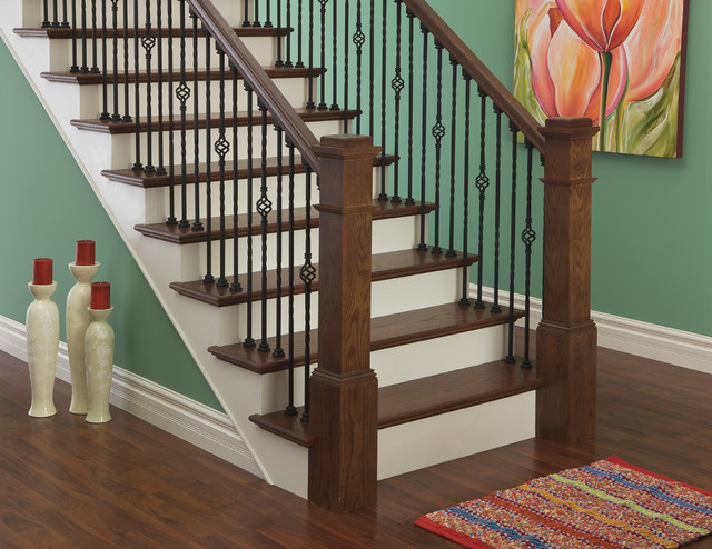 Stairparts Traditional Staircase Grand Rapids By