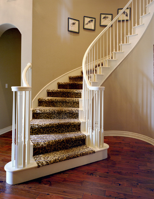 Stairs And Wood Floors