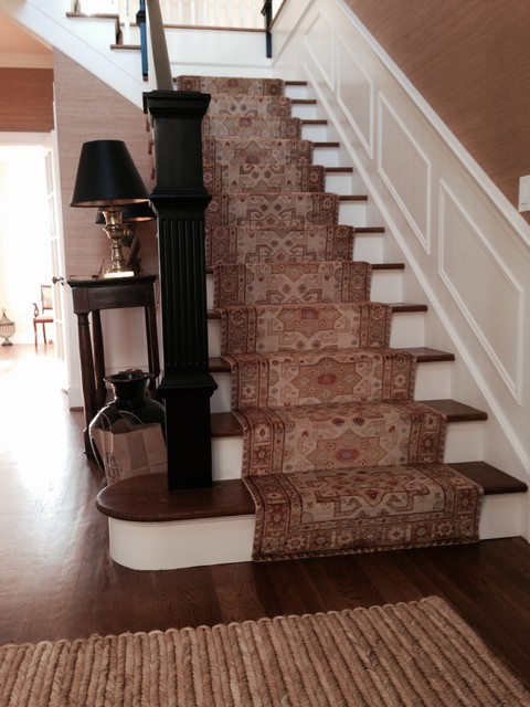 Stairs Staircase Boston By Colony Rug Company Inc