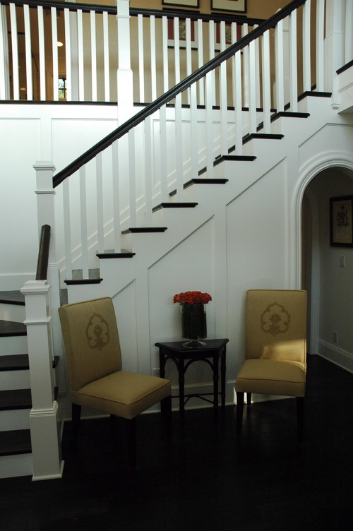 Inspiration: <br>Staircases & AWESOME Photo Wall