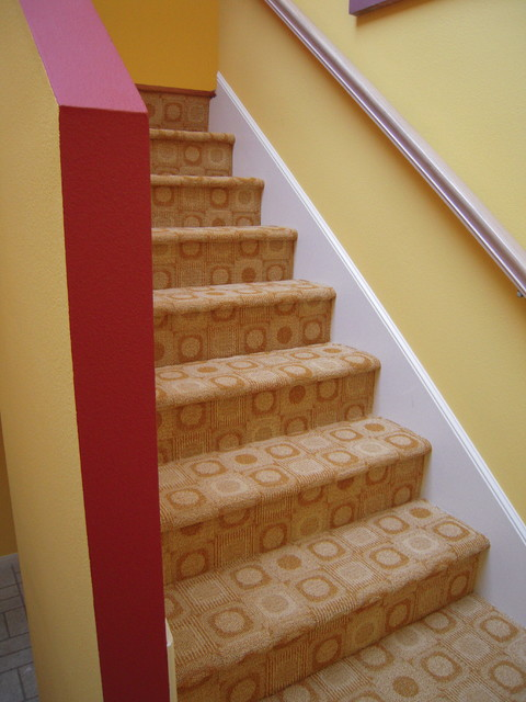 Stairs contemporary-staircase