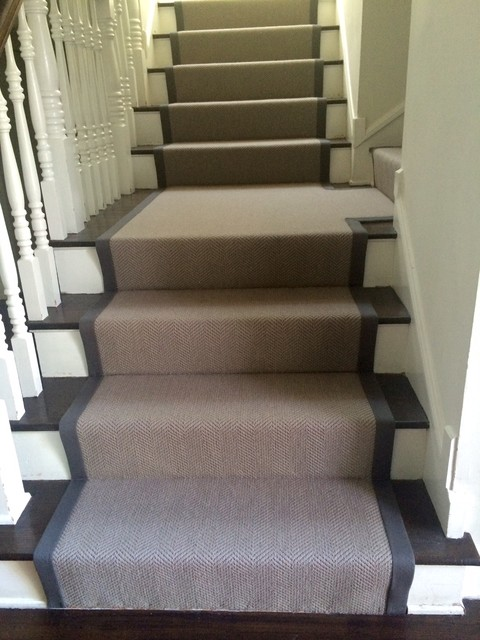 Stairs traditional staircase los angeles by s j for Floor covering suppliers