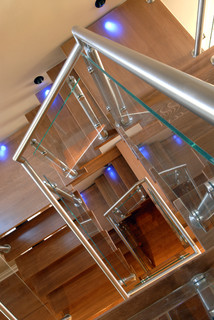 Stairs Contemporary Staircase Ottawa By Southam Design Inc