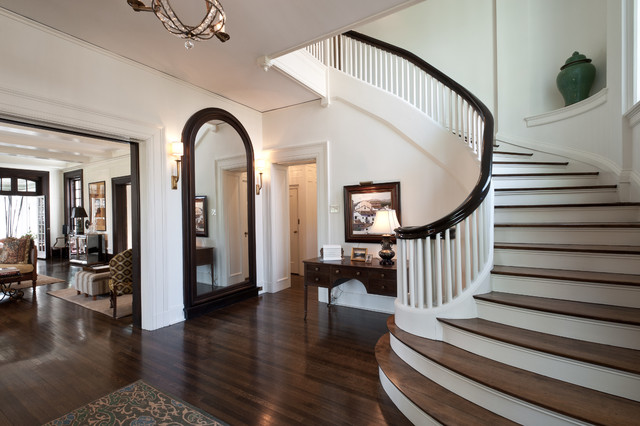 Exceptionnel Stairs Traditional Staircase St Louis By Homes