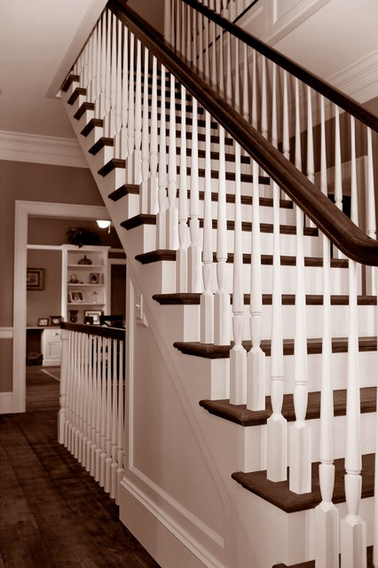 Stairs for Farmhouse stairs