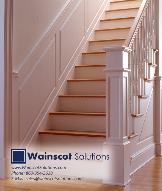 Stairway Designs By Wainscot Solutions