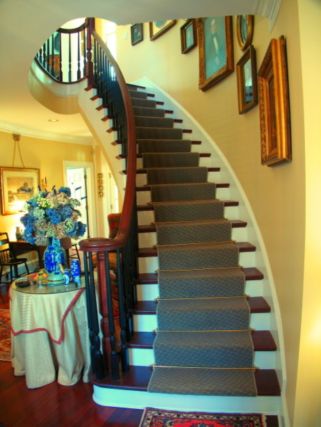 The Stairway traditional-staircase