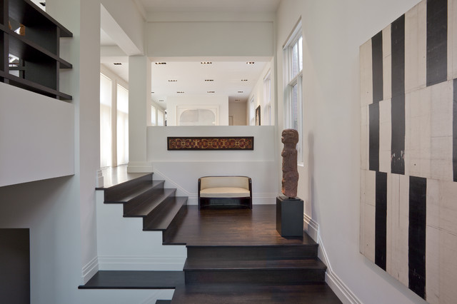 Stairway Contemporary Staircase Chicago By