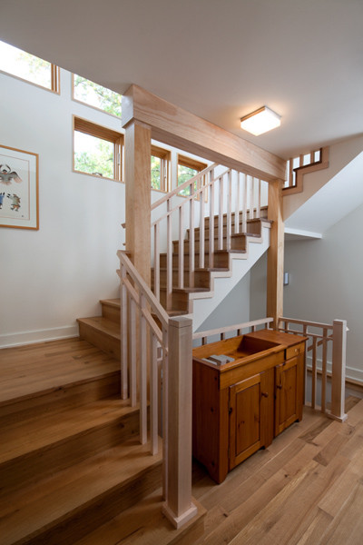 Stairway contemporary-staircase