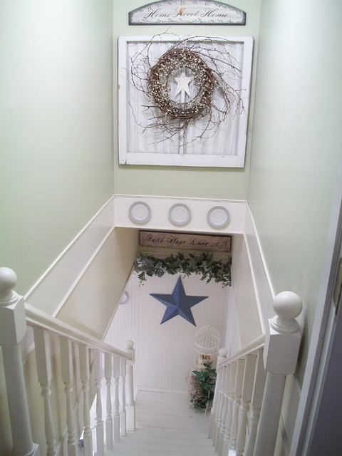 Stairway to Sweet Slumber traditional-staircase