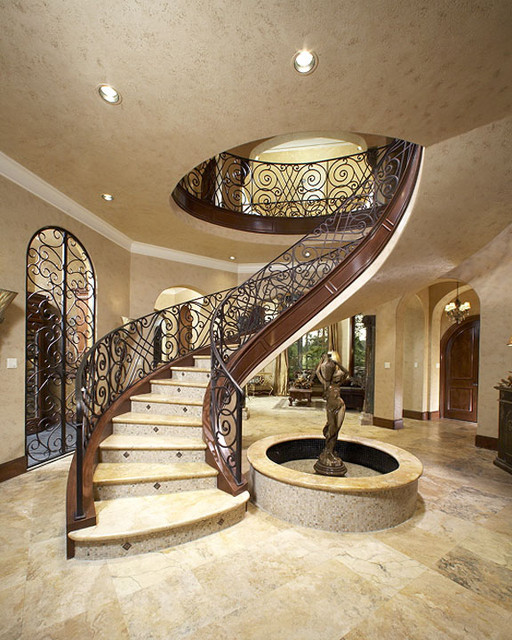 Stairways for Stair remodel houston