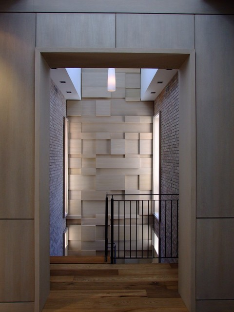 Stairwell Feature Wall