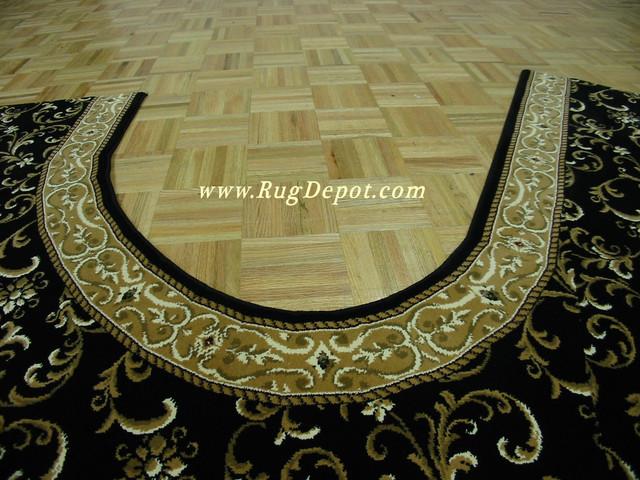 Stanton Black Runner - Custom Install NJ carpet-tiles