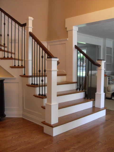 Starting Steps Traditional Staircase Portland By