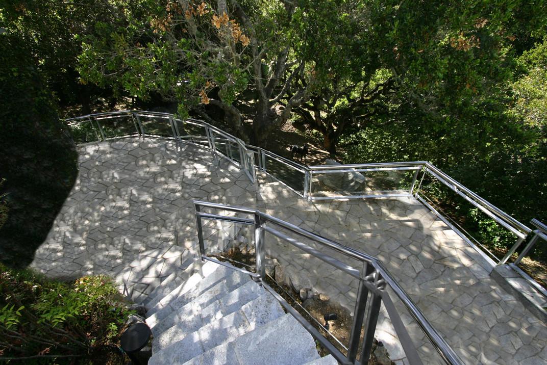 Outdoor Stair Railing Houzz