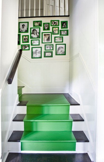 Stern Turner Home contemporary-staircase
