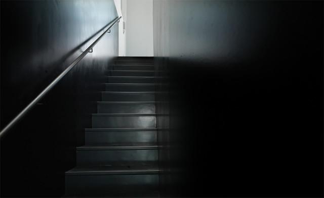 Strelein Warehouse contemporary-staircase