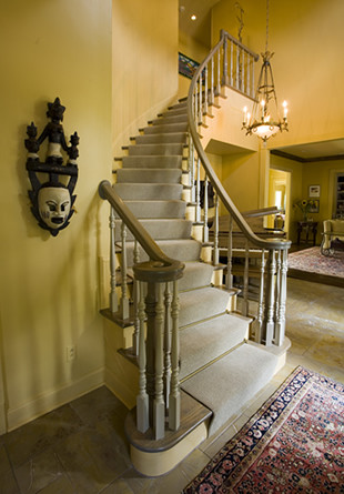 studiobfg.com traditional staircase