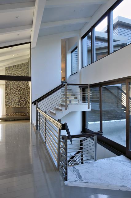Stylish Crib contemporary-staircase