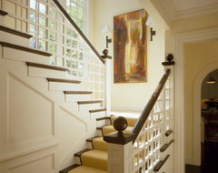 Su Casa Designs traditional staircase