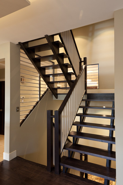 Summit II contemporary-staircase