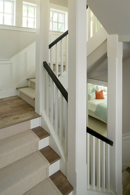 Staircase transitional-staircase