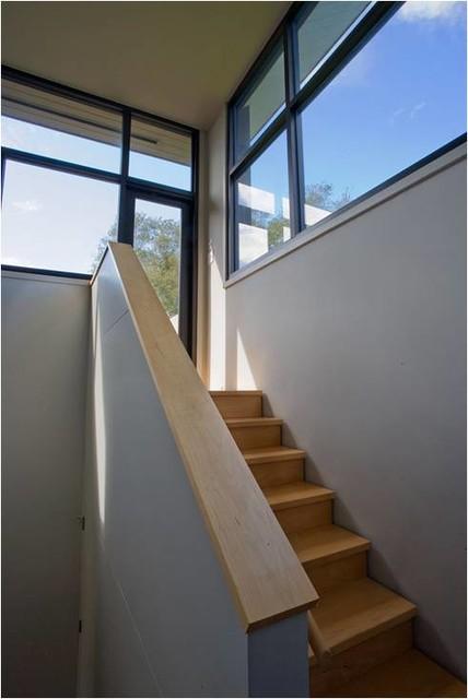 Swan contemporary-staircase