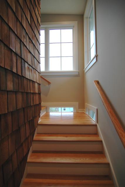Interior Staircase modern-staircase