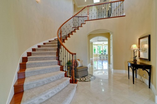 traditional staircase Rayco Painting Company Recieves Best of Houzz 2014 Award
