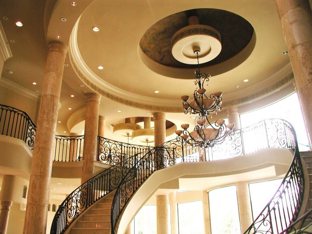 Tanglewood Estate traditional-staircase