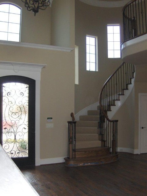 TDT Stairs traditional-staircase