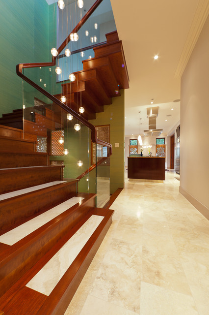 The bauhaus stairs contemporary staircase edmonton for Modern home decor edmonton
