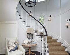 The Beach House beach-style-staircase