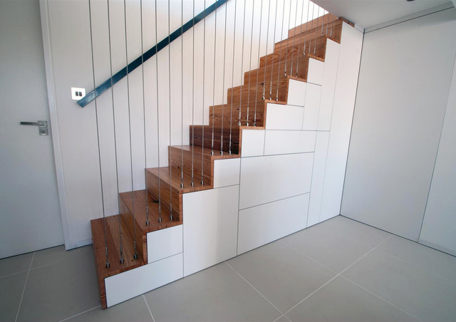 The Church project contemporary-staircase
