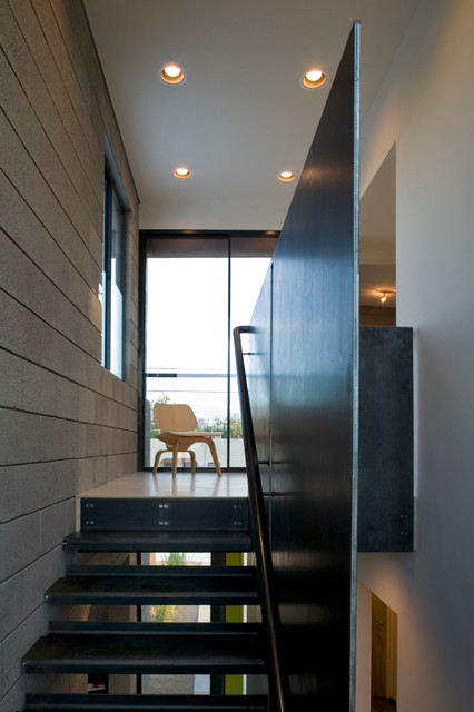 The Double contemporary-staircase
