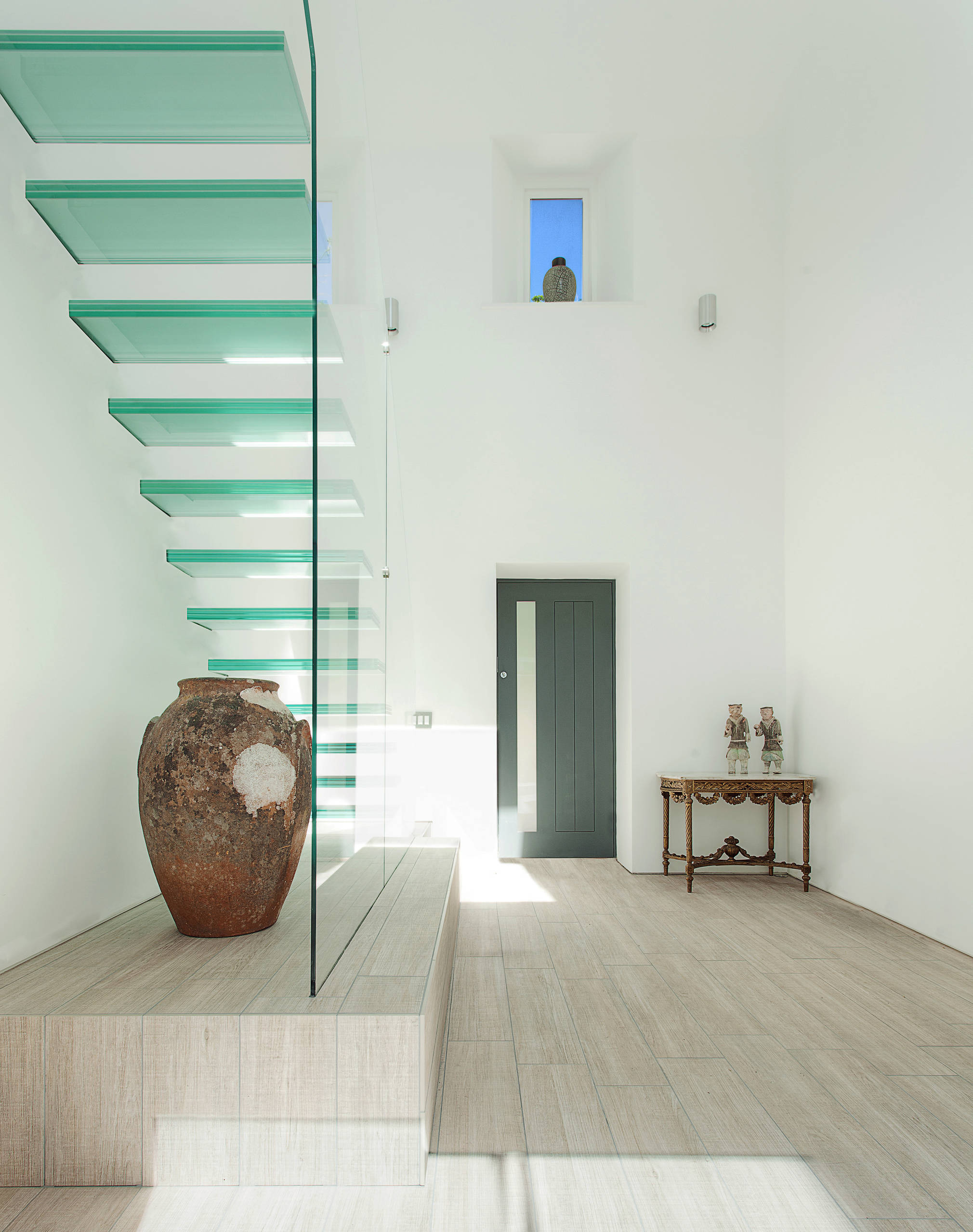 75 Beautiful Glass Staircase Pictures Ideas February 2021 Houzz