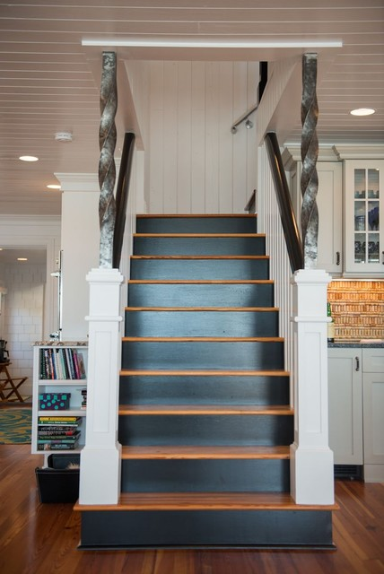 The Gritz Carlton traditional-staircase