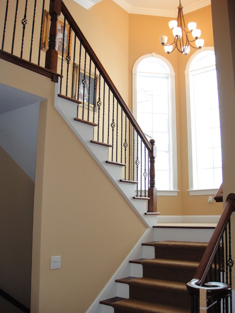The Isabella Mediterranean Staircase Cleveland By