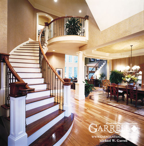 The Lansdowne Place House Plan 01068, Foyer - Traditional ...