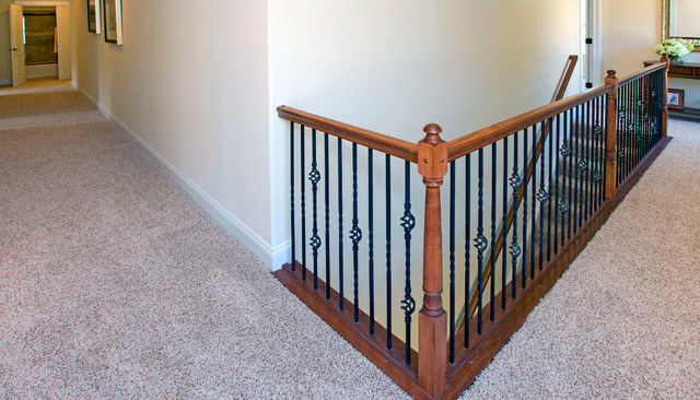 The lincoln home design second floor stairs - Stairs to second floor design ...
