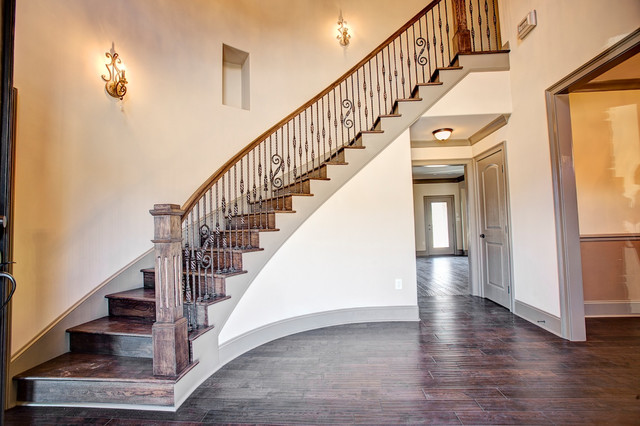 49 McMullen Lane- McMullen Cove traditional-staircase