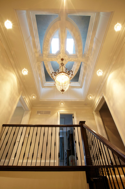 The Lux Getaway contemporary-staircase