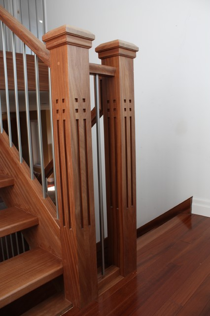 The Metro Newel - Contemporary - Staircase - toronto - by Flourish Design Elements