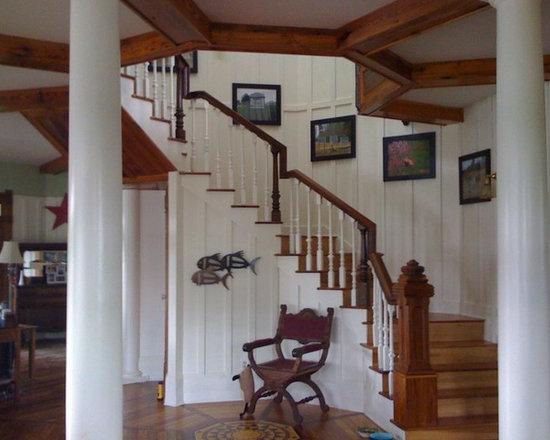 The Octagon House: Octacello