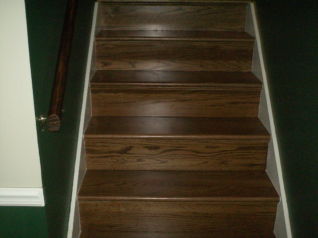 Tile and Flooring traditional-staircase
