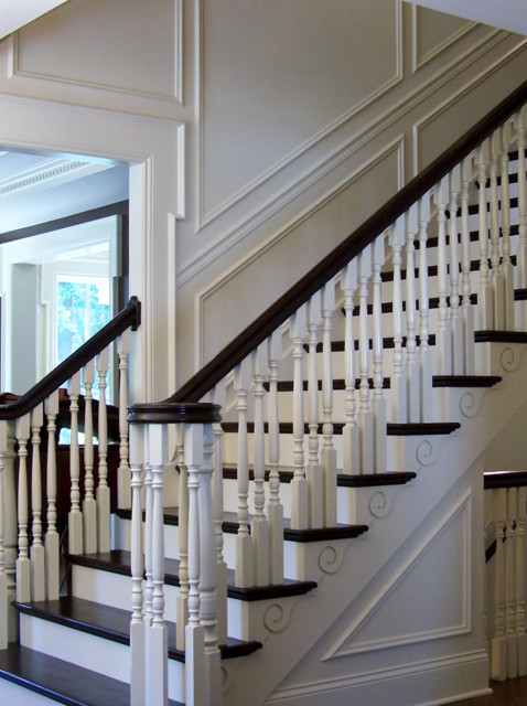 Timeless Classic Stair Designs Traditional Staircase