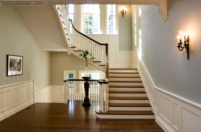 Toronto restoration traditional staircase other by Steps design for home