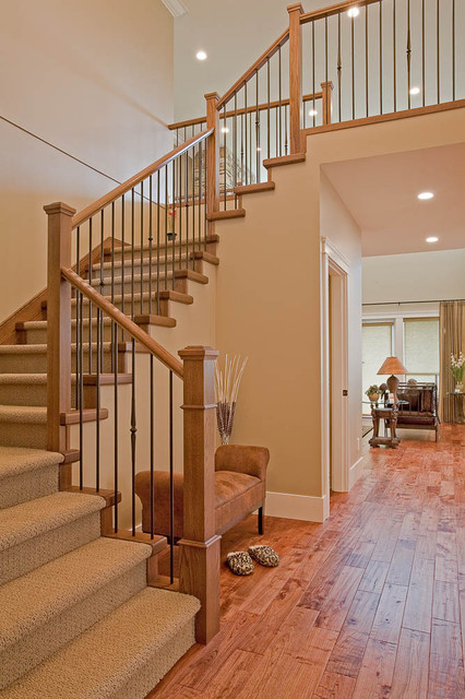 Lot 77 Staircase